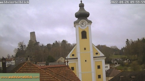 Ruïne Arbesbach Arbesbach Austria - Webcams Abroad live images